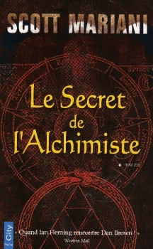Couverture Le Secret de l'Alchimiste