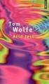 Couverture Acid test Editions Points 1996