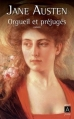 Couverture Orgueil et préjugés Editions Archipoche 2010