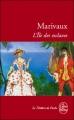 Couverture L'île des esclaves Editions Le Livre de Poche (Le Théâtre de Poche) 1999