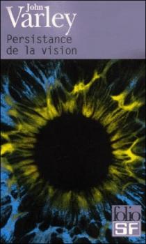 Couverture Persistance de la vision