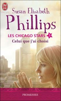 Couverture Les Chicago Stars, tome 3 : Celui que j'ai choisi