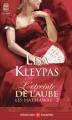 Couverture Les Hathaway, tome 2 : L'étreinte de l'aube Editions J'ai lu (Pour elle - Aventures & passions) 2011