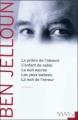 Couverture La prière de l'absent, L'enfant de sable, La nuit sacrée, Les yeux baissés, La nuit de l'erreur Editions Seuil (Opus) 2010