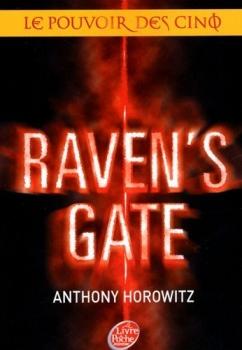 Couverture Le pouvoir des Cinq, tome 1 : Raven's Gate