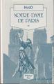 Couverture Notre-Dame de Paris Editions JC Lattès (Bibliothèque Lattès) 1989