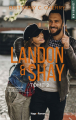 Couverture Landon & Shay, tome 2 Editions Hugo & cie (New romance) 2020