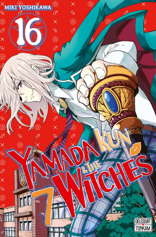 Couverture Yamada kun & the 7 witches, tome 16