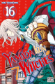 Couverture Yamada kun & the 7 witches, tome 16 Editions Delcourt/Tonkam (Shonen) 2017