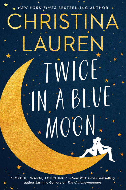 Couverture Twice in a Blue Moon