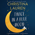 Couverture Twice in a Blue Moon Editions Simon & Schuster (Gallery Books) 2019