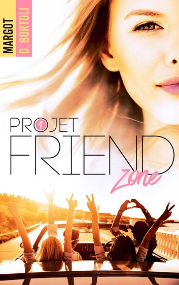 Couverture The nutty projects, tome 1 : Projet friendzone