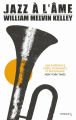 Couverture Jazz à l'âme Editions Delcourt 2020