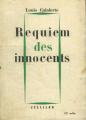 Couverture Requiem des innocents Editions Julliard 1956