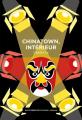Couverture Chinatown, intérieur Editions Aux Forges de Vulcain 2020