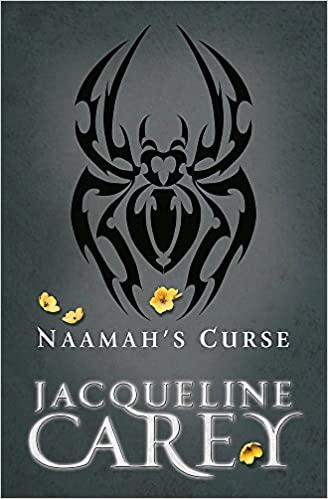 Couverture Kushiel's Legacy: Naamah's Curse