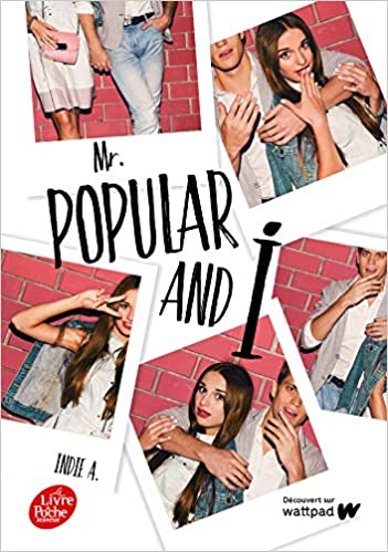 Couverture Mr. Popular and I
