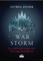 Couverture Red queen, tome 4 : War Storm Editions Le Masque 2020