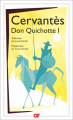 Couverture Don Quichotte, tome 1 Editions Flammarion (GF) 2016