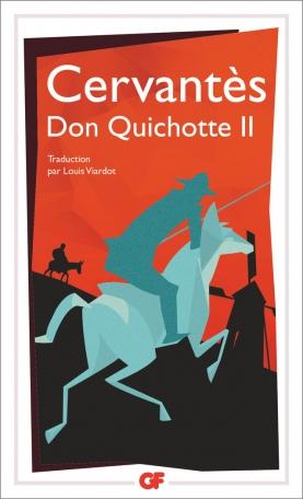 Couverture Don Quichotte, tome 2