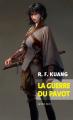 Couverture La guerre du pavot, tome 1 Editions Actes Sud 2020