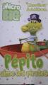 Couverture Pépito aime les pirates Editions Kennes 2019