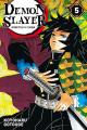 Couverture Les rôdeurs de la nuit / Demon Slayer, tome 05 Editions Panini (Manga - Shônen) 2019