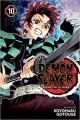 Couverture Les rôdeurs de la nuit / Demon Slayer, tome 10 Editions Viz Media 2020