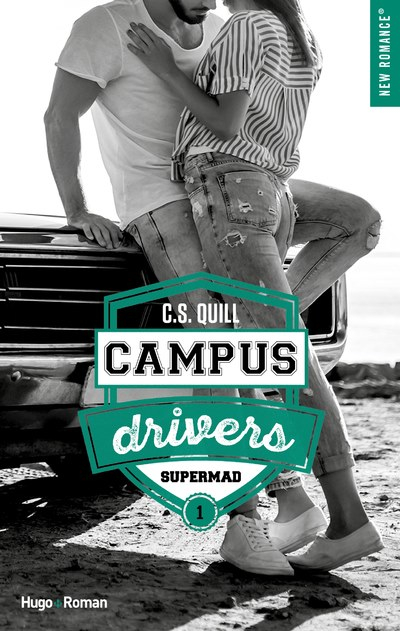 Couverture Campus Drivers tome 1 : Supermad