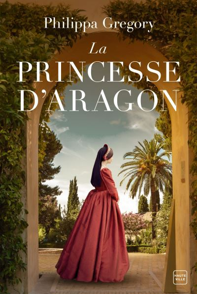 Couverture La Princesse d'Aragon