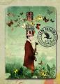 Couverture Le petit garçon qui voulait être Mary Poppins Editions La Galera 2015