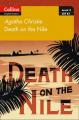 Couverture Mort sur le Nil Editions HarperCollins 2017
