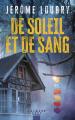 Couverture De soleil et de sang Editions Calmann-Lévy (Noir) 2020