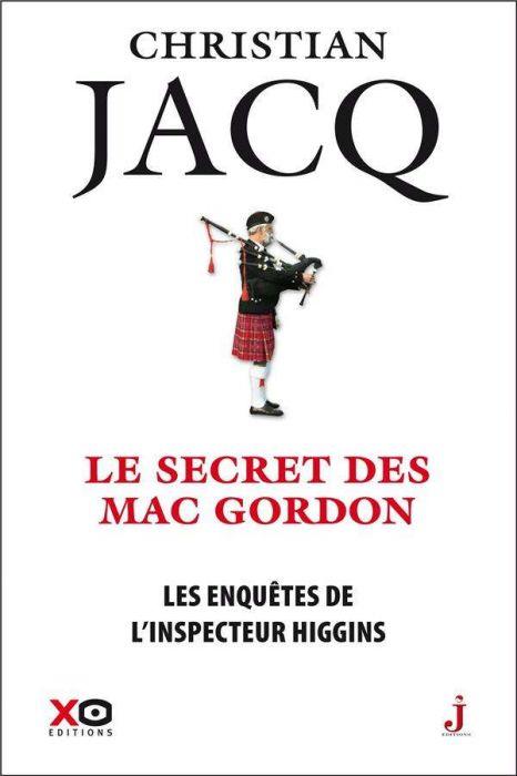 Couverture Les enquêtes de l'inspecteur Higgins, tome 11 : Le secret des MacGordon