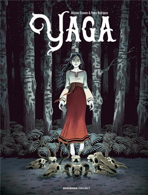 Couverture Yaga