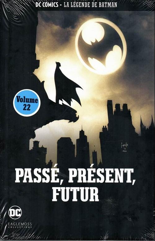 Couverture Batman (Renaissance), tome 06 : Passé, présent, futur