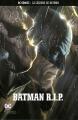 Couverture Grant Morrison présente Batman, tome 2 : Batman RIP Editions Eaglemoss 2018
