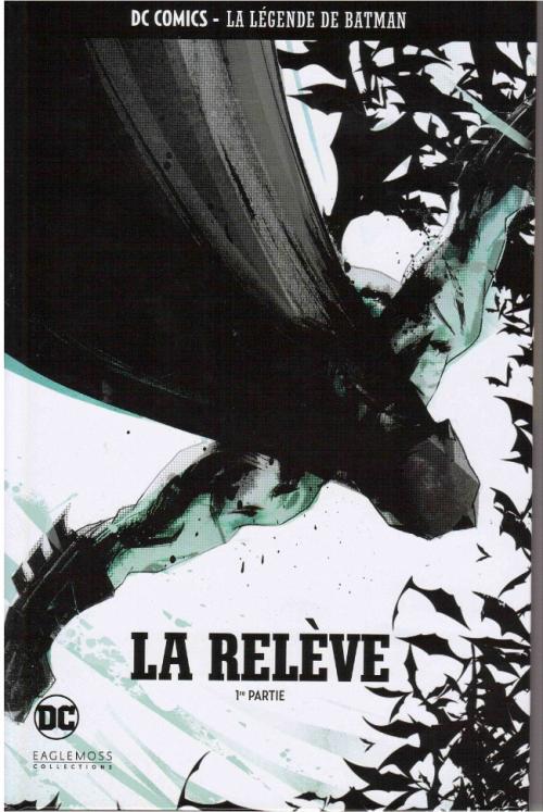 Couverture Batman (Renaissance), tome 08 : La Relève, partie 1
