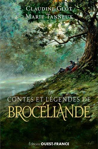 Couverture Contes et légendes de Brocéliande