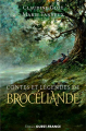 Couverture Contes et légendes de Brocéliande Editions Ouest-France (Contes et légendes) 2017