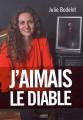 Couverture J'aimais le diable Editions Bibliothèque nationale de France 2018