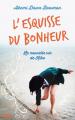 Couverture L'esquisse du bonheur Editions 12-21 2019
