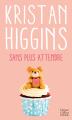 Couverture Sans plus attendre Editions HarperCollins 2015