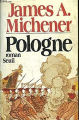 Couverture Pologne Editions Seuil 1984