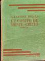 Couverture Le comte de Monte-Cristo (2 tomes), tome 2 Editions Hachette 1938