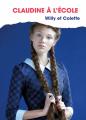 Couverture Claudine à l'école Editions France Loisirs 2017