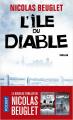 Couverture L'île du Diable Editions Pocket 2020