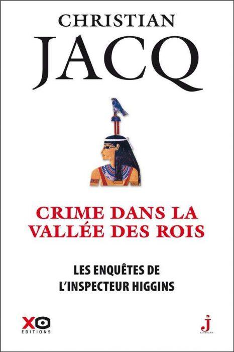 Couverture Les enquêtes de l'inspecteur Higgins, tome 16 : Crime dans la vallée des rois