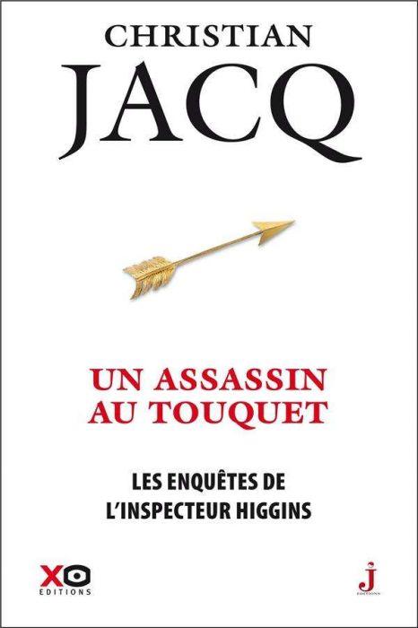 Couverture Les enquêtes de l'inspecteur Higgins, tome 17 : Un assassin au Touquet
