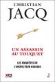 Couverture Les enquêtes de l'inspecteur Higgins, tome 17 : Un assassin au Touquet Editions XO 2016